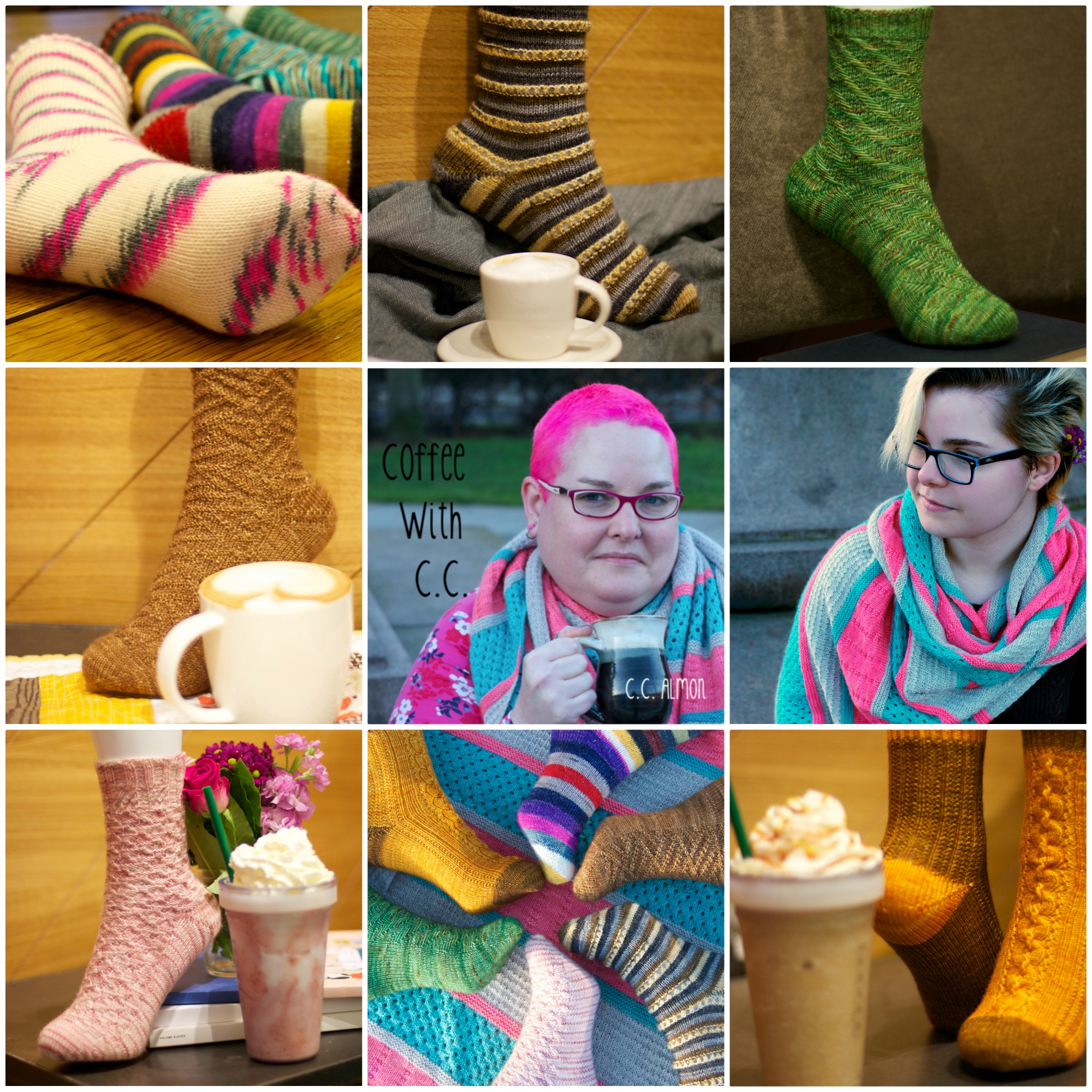 Coffee With C.C.: A 7 Pattern Caffeine Inspired Knitting Collection - Amazon US - Coffee With C.C.: A 7 Pattern Caffeine Inspired Knitting CollectionAmazon UK - Coffee With C.C.: A 7 Pattern Caffeine Inspired Knitting Collection