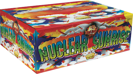Nuclear Sunrise 224 Shot Barrage - RRP £675