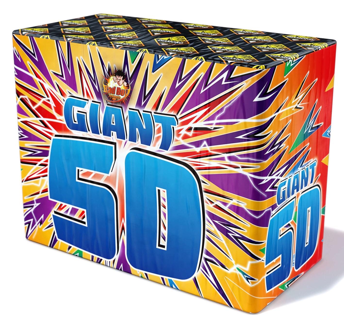 Giant 50 Shot 1.3G - RRP £145.00