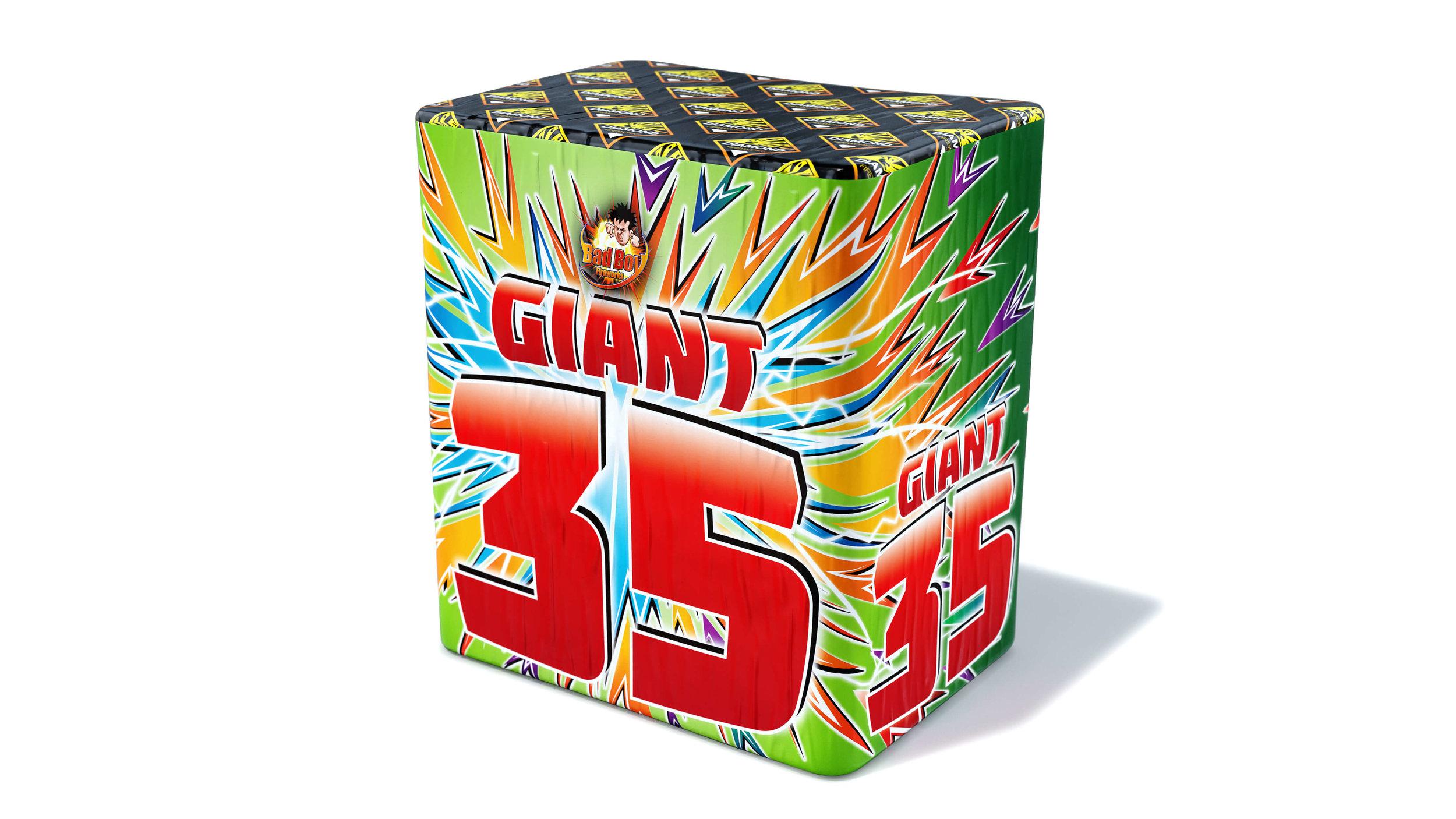 Giant 35 Shot - RRP £105.00