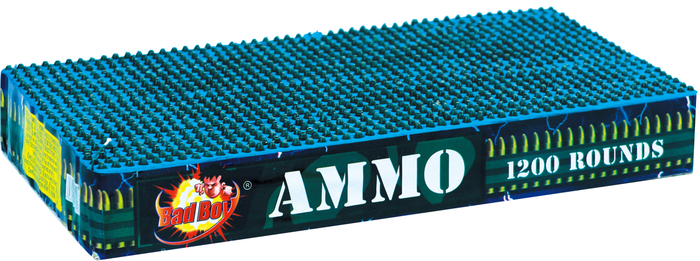AMMO 1200 ROUNDS - RRP £105.00
