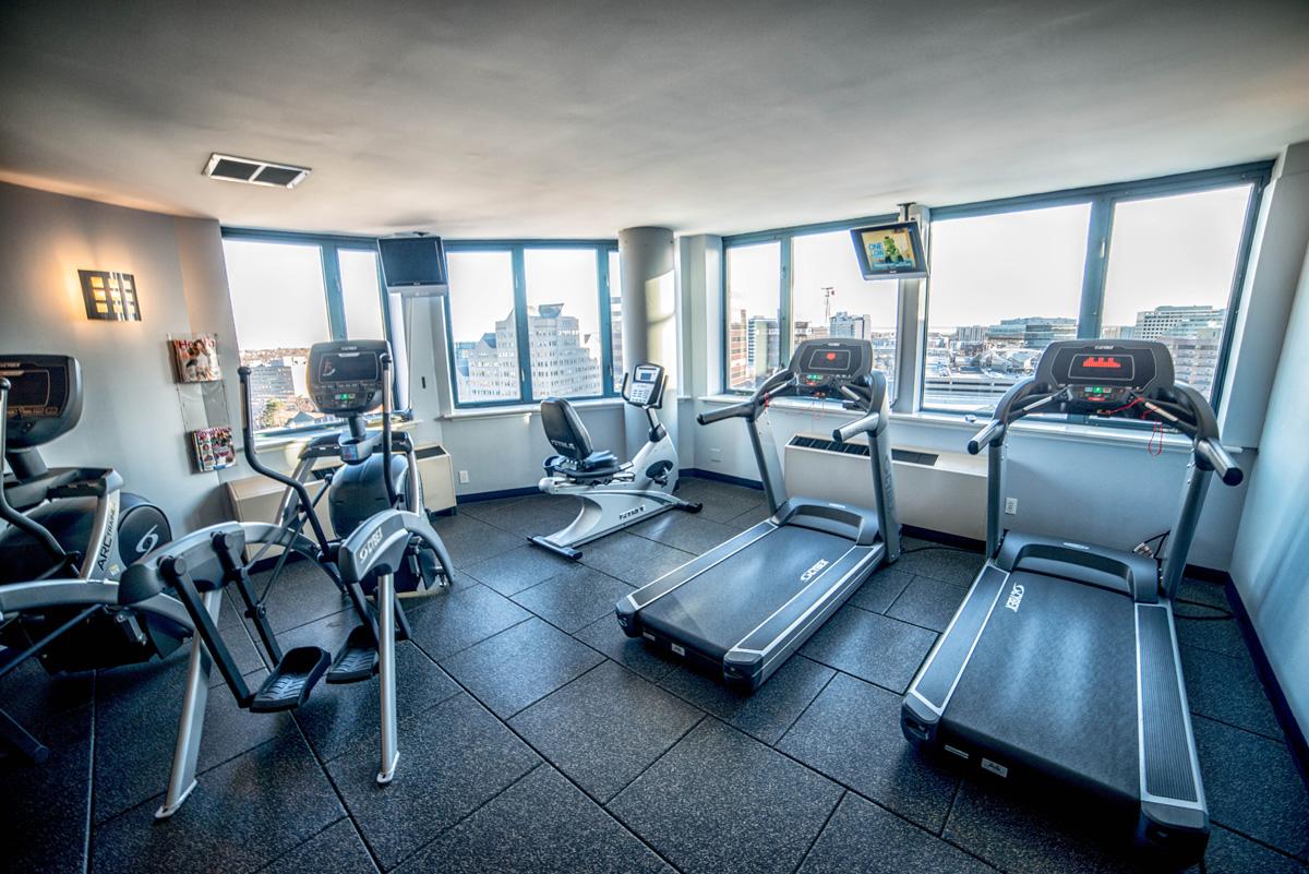 Classic Fitness Center