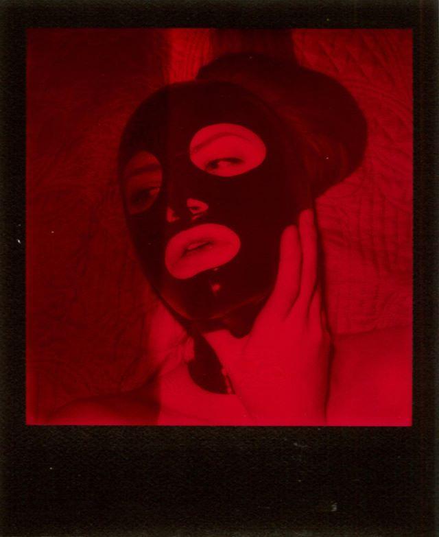 """When I'm good I'm very, very good, but when I'm bad, I'm better."" Polaroids by @vidalnodica"