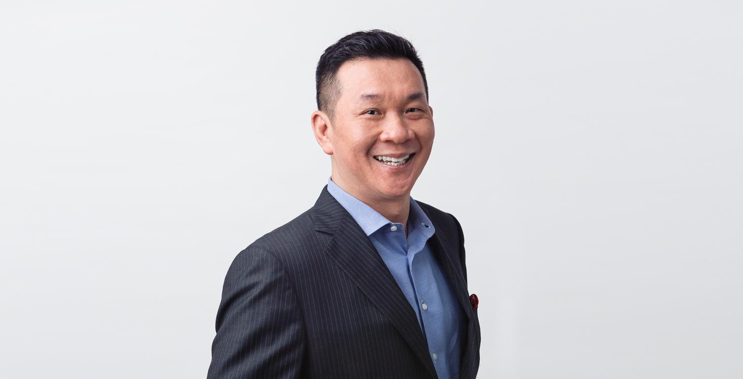 Chief Medical Officer, Adjunct Professor (Dr) Ivor Lim