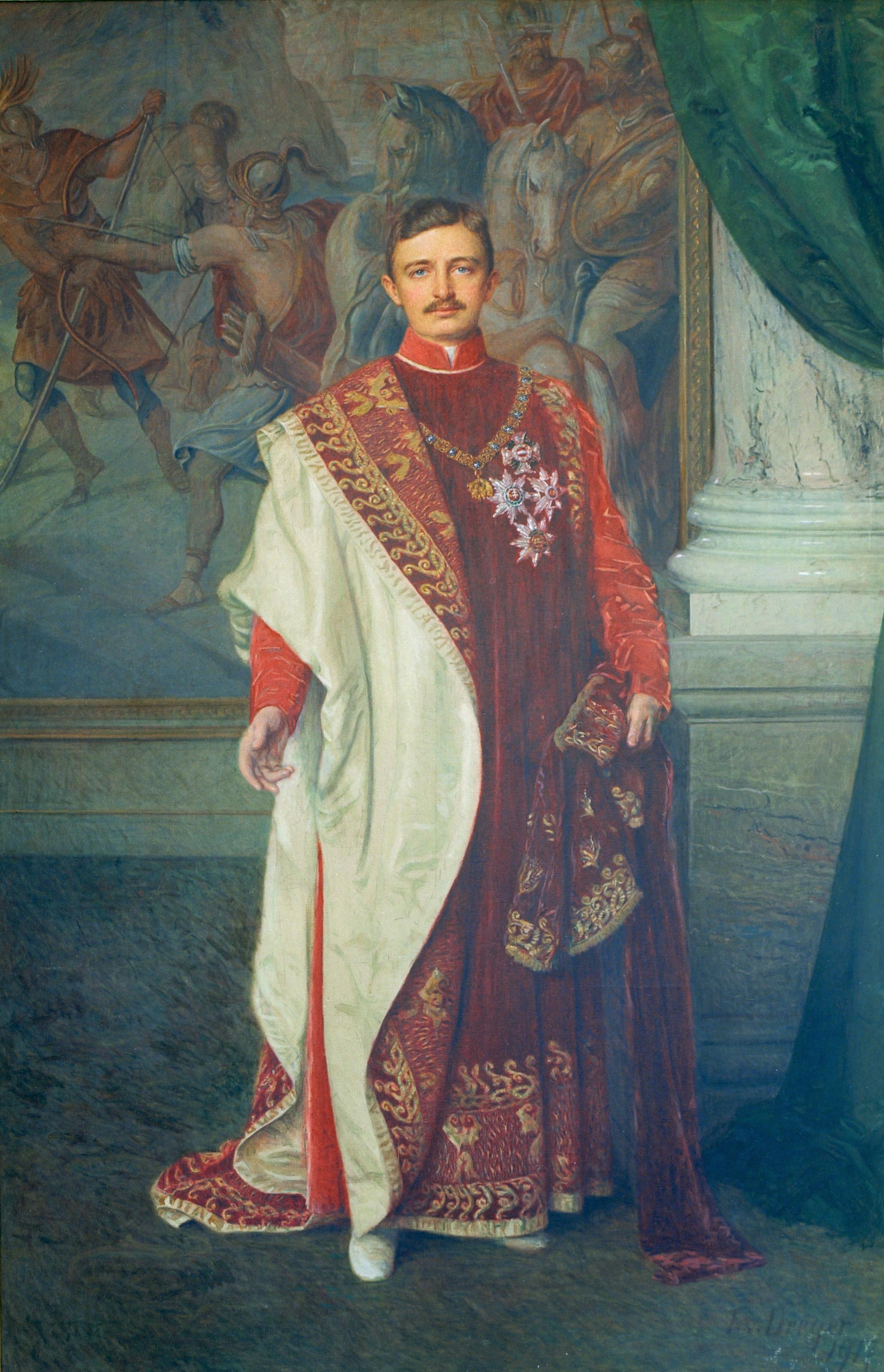 Emperor Karl Beatified in Saint Peter's Square