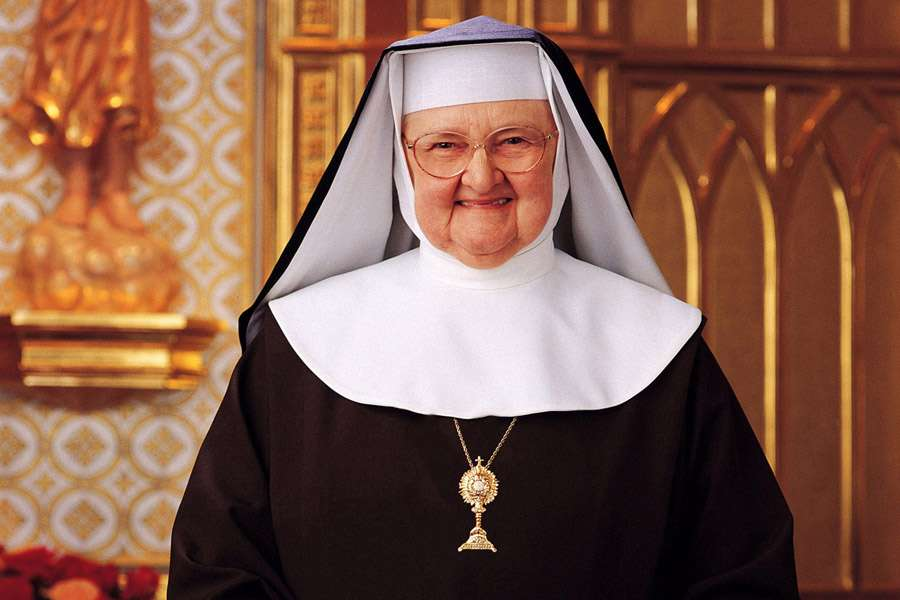 Mother Mary Angelica, P.C.P.A., EWTN Foundress