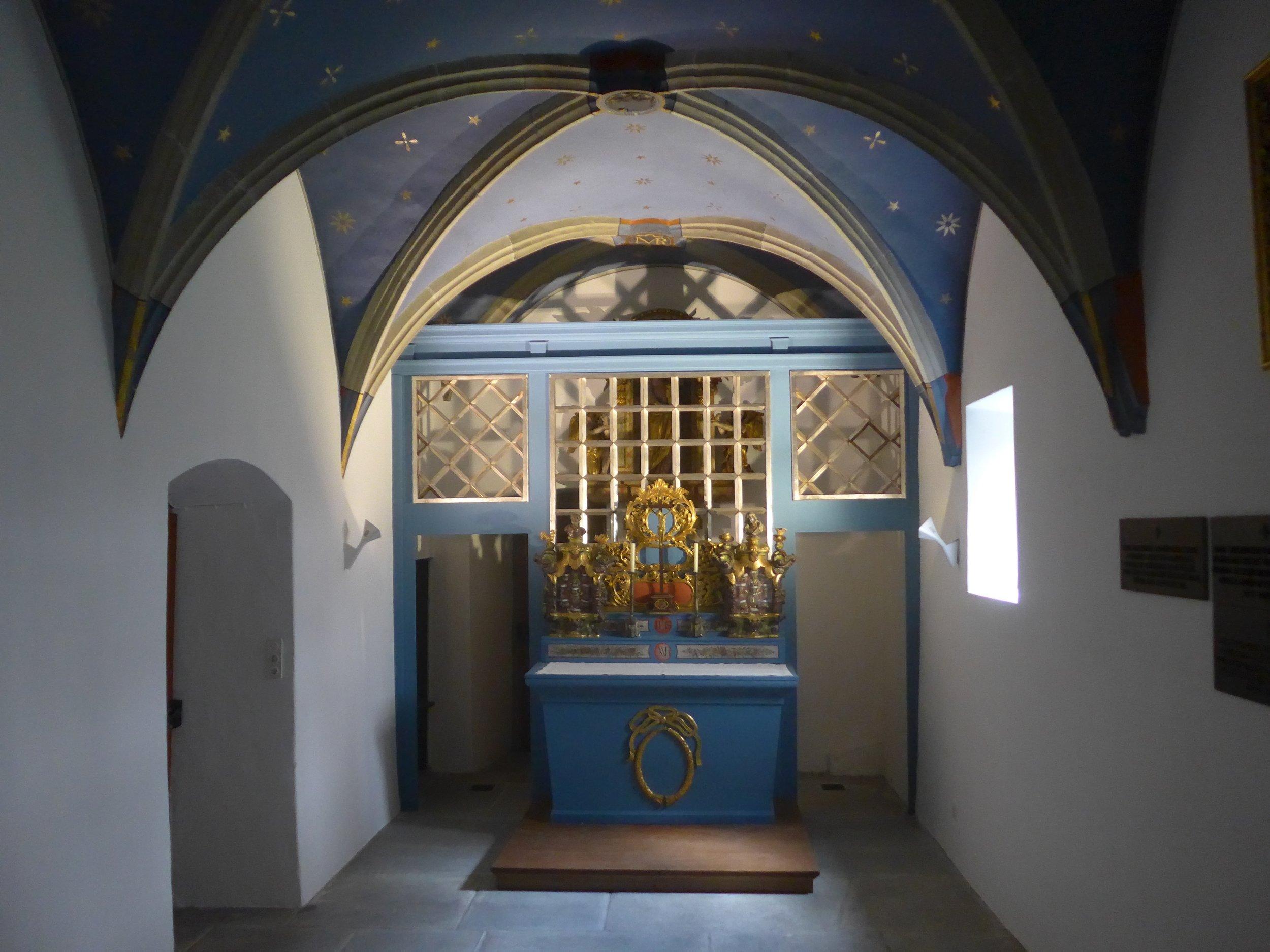 Loreto Heart Shrine