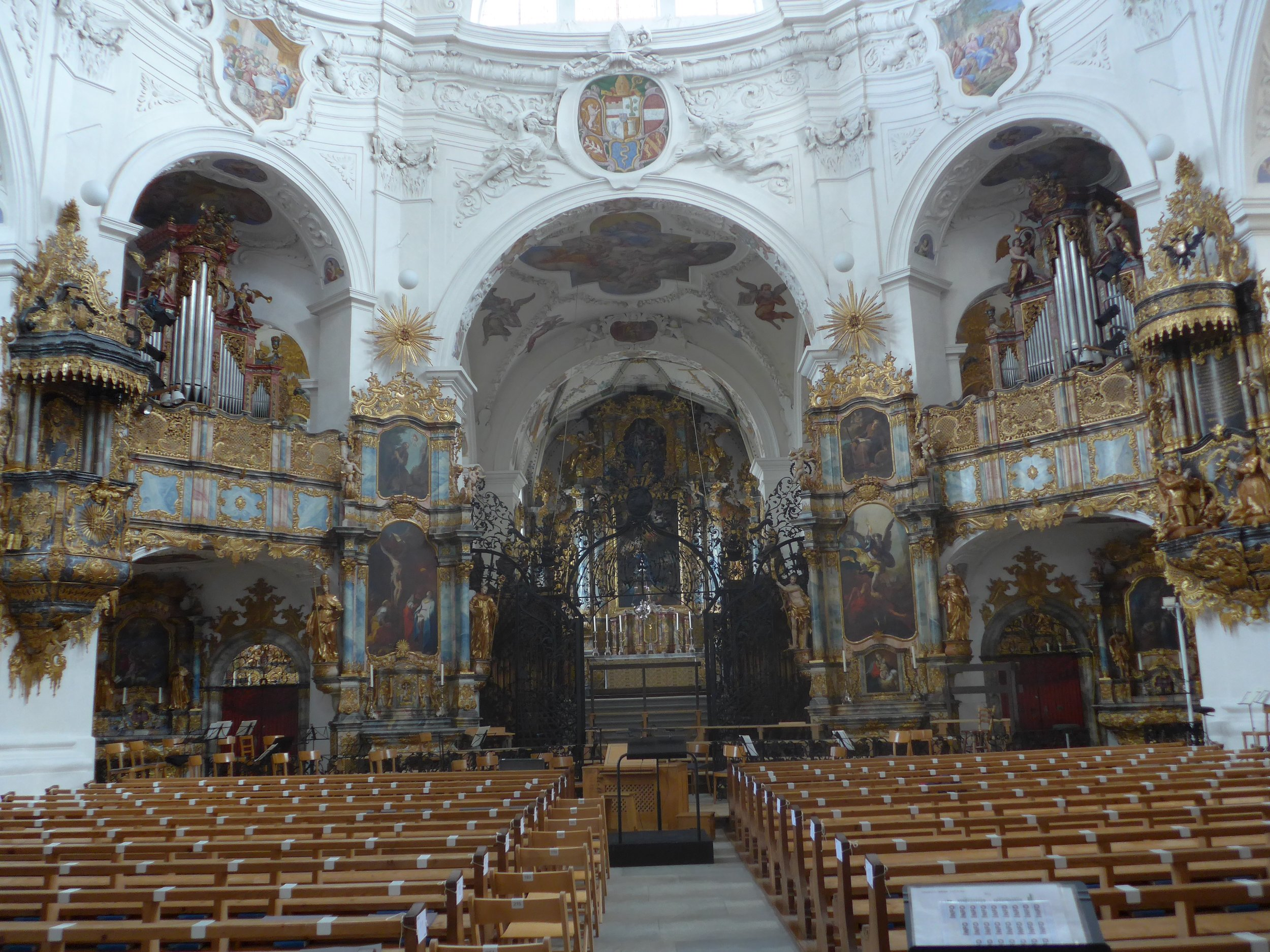 Muri Abbey Church