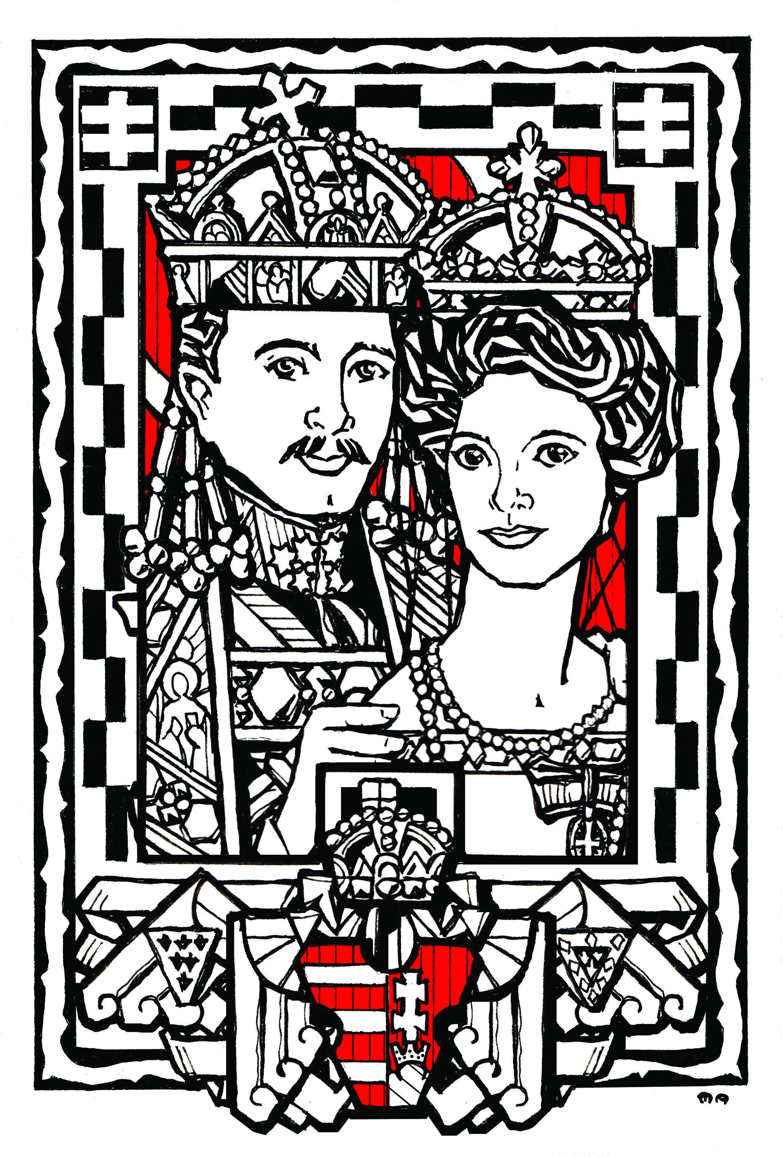 Apostolic King and Queen of Hungary
