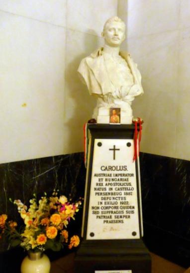 Bust of Karl