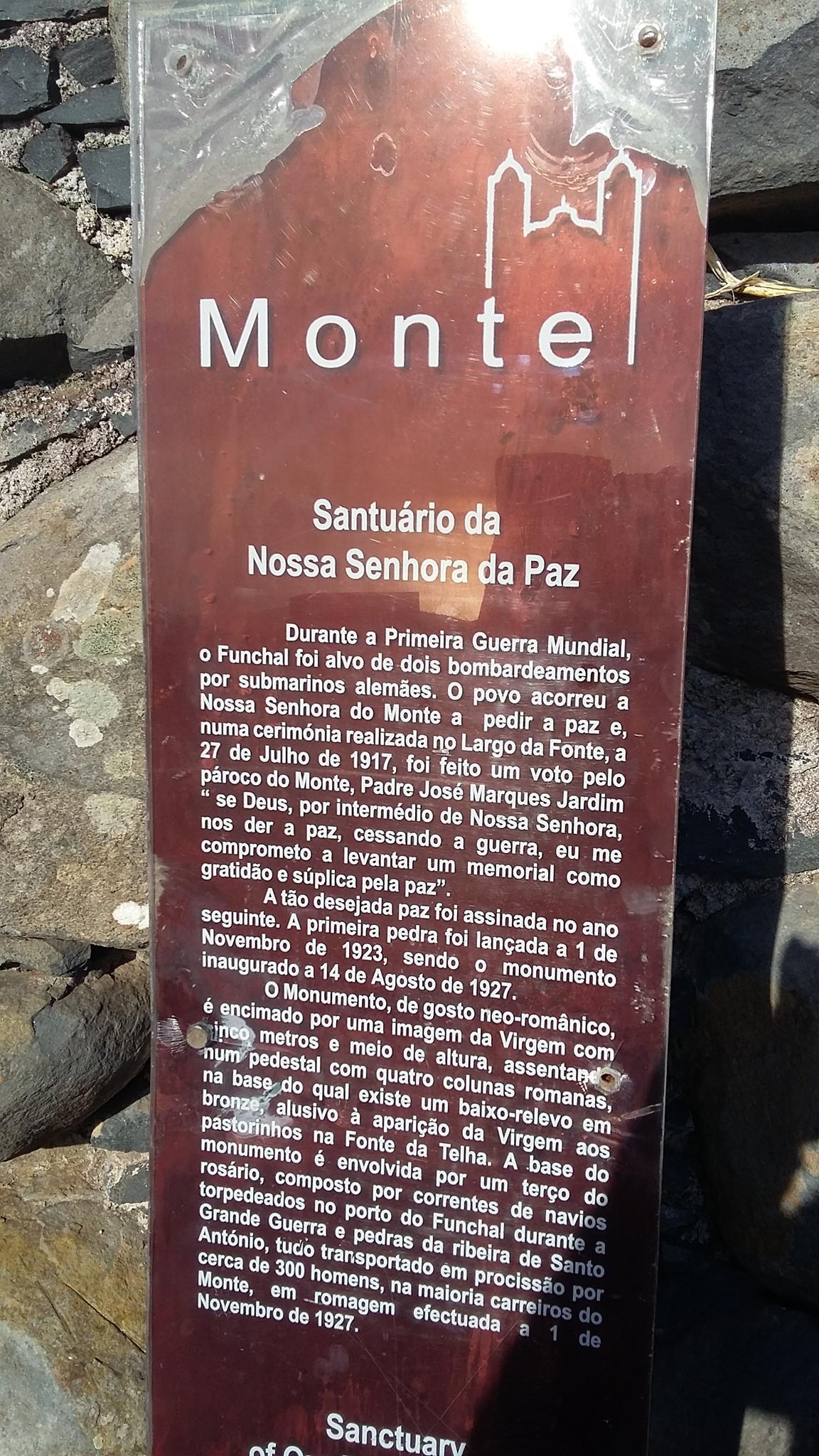 Santuário do Nossa Senhora do Monte