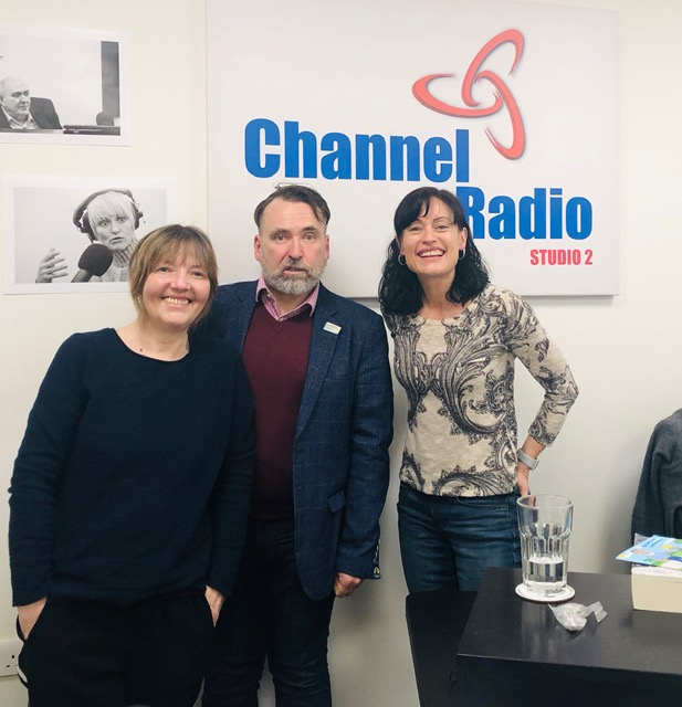 Radio Interview with Phil Bungay