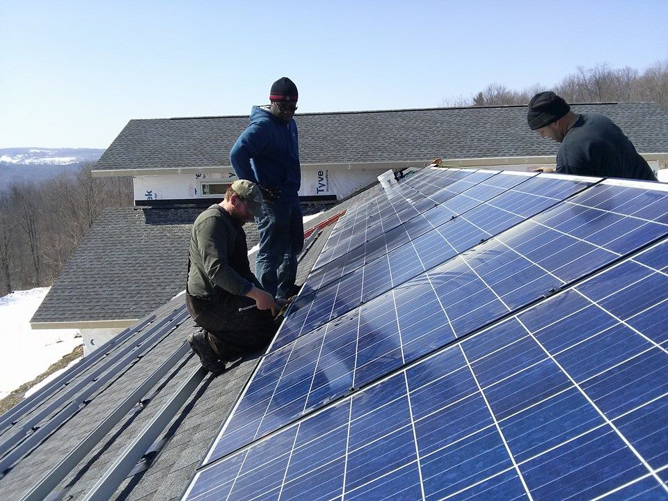Solar Energy Ithaca, Rochester, Oneonta, Syracuse, Binghamton, Canandaigua, Bath, Buffalo, and surrounding areas?