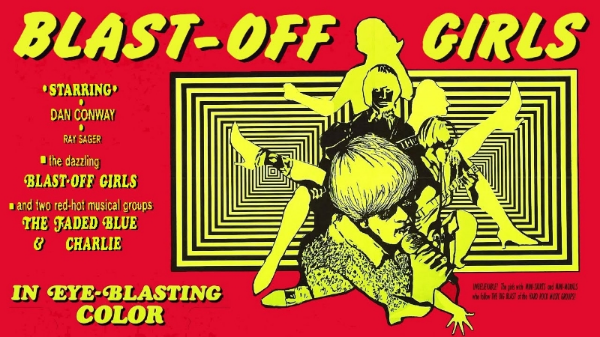 Blast Off Girls poster