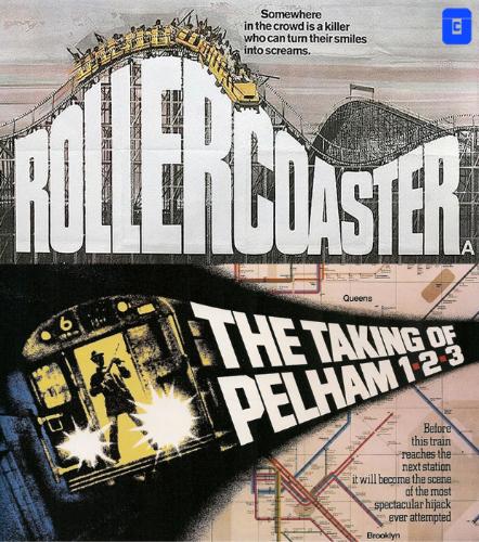 Rollercoaster & Taking of Pelham 1-2-3