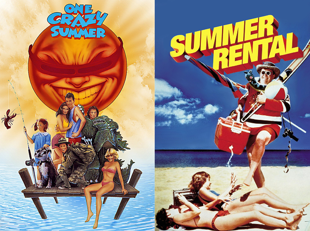 One Crazy Summer Rental