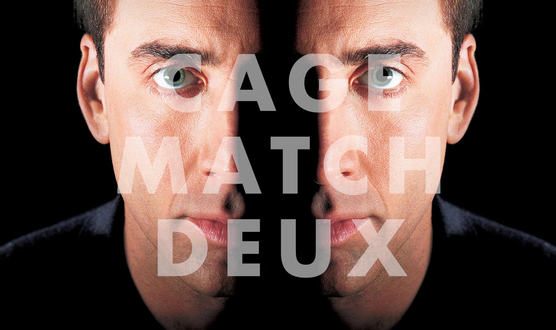 Nicolas Cage Match