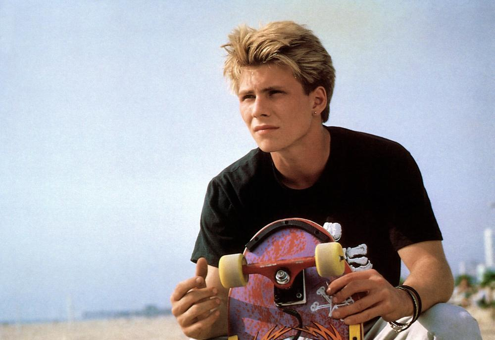 Christian Slater Gleaming the Cube 1989