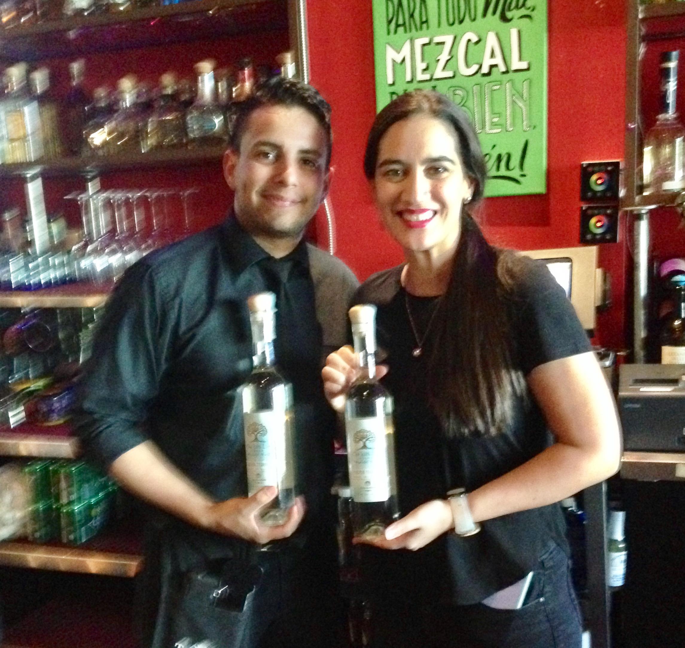 Camilio & Susana - Tequiztlan - Miami Beach, Fl