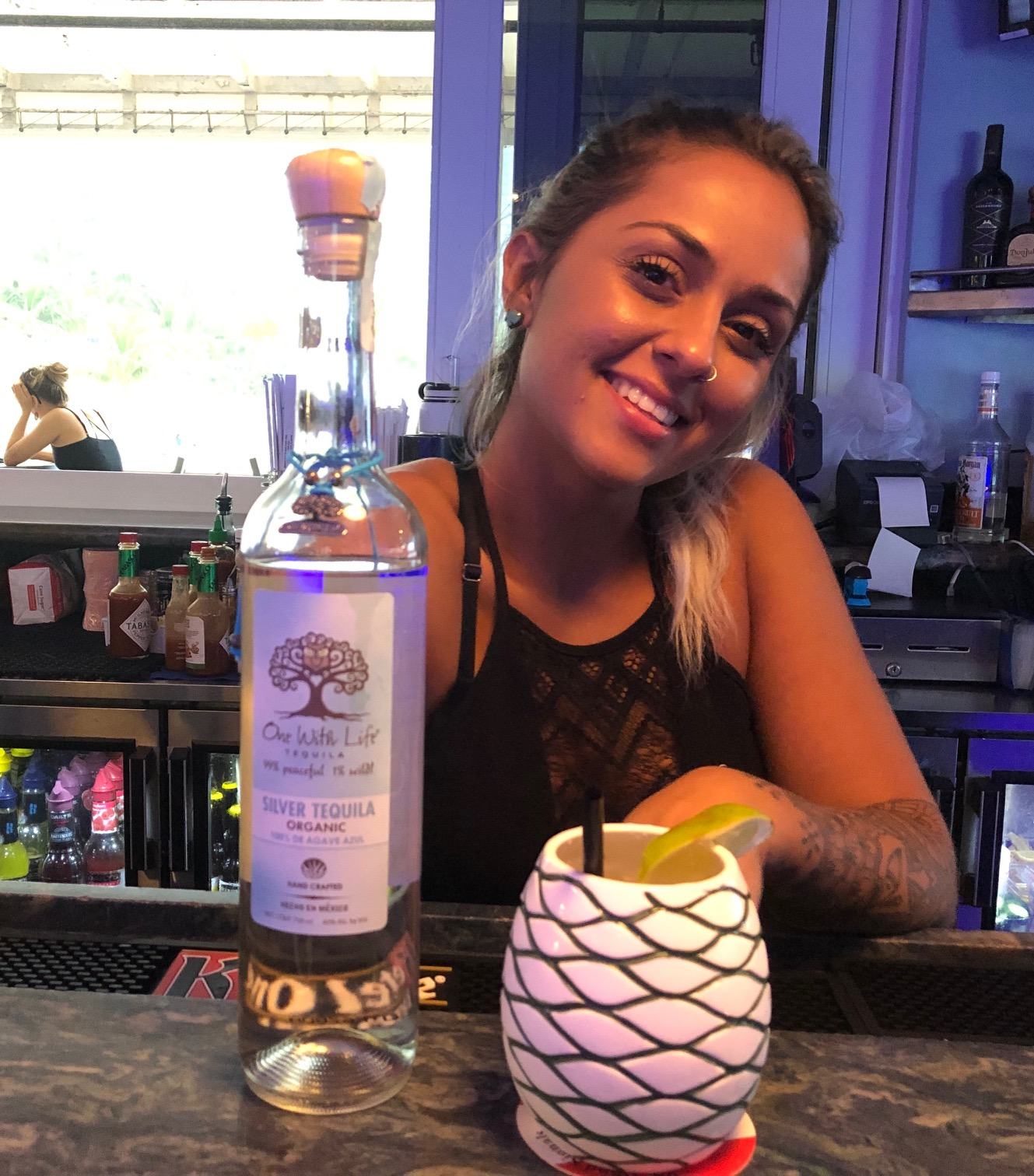 Giovanna Bartender - Beach Bar @ Newport Pier
