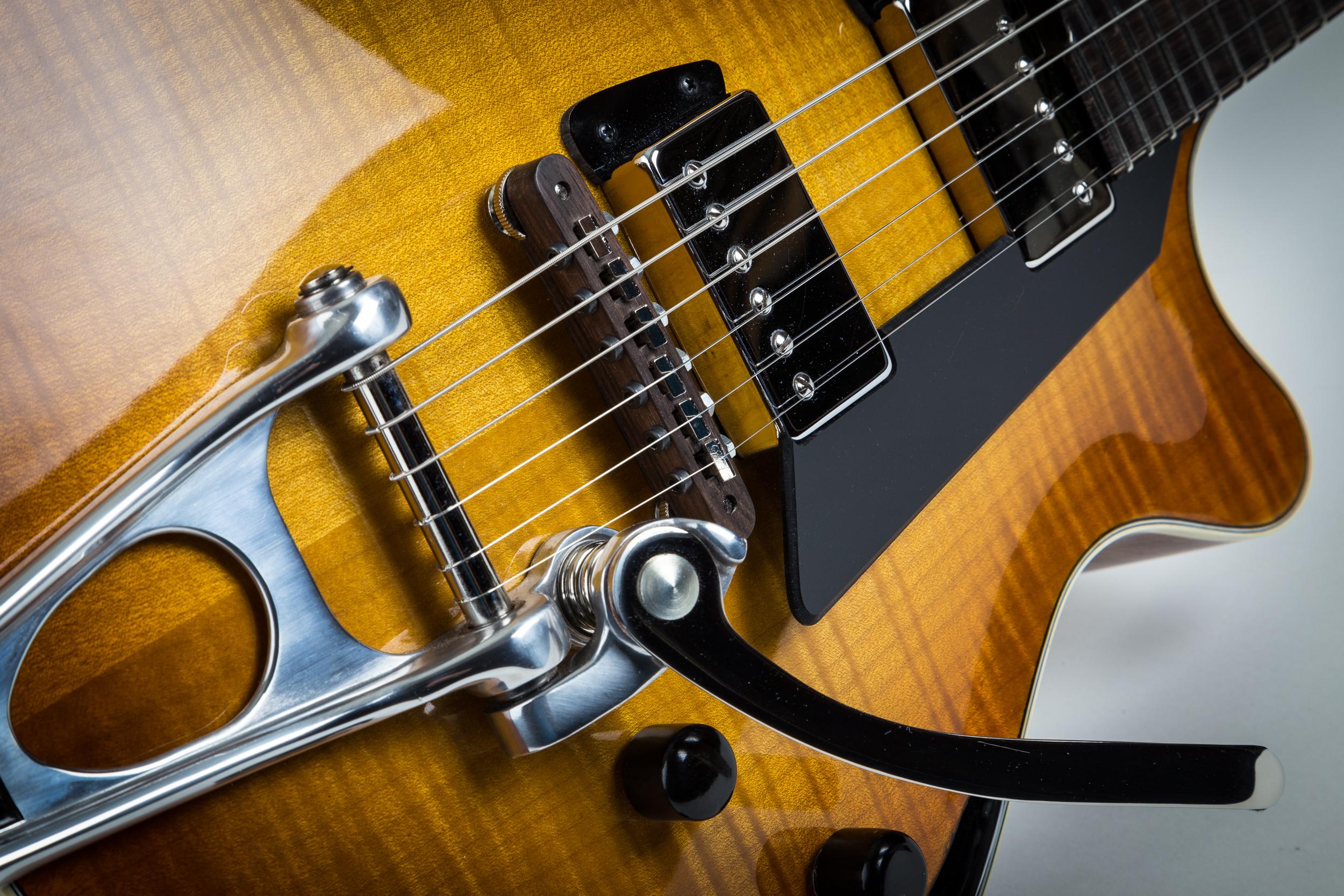 Model 7E — Beardsell Guitar Workshop