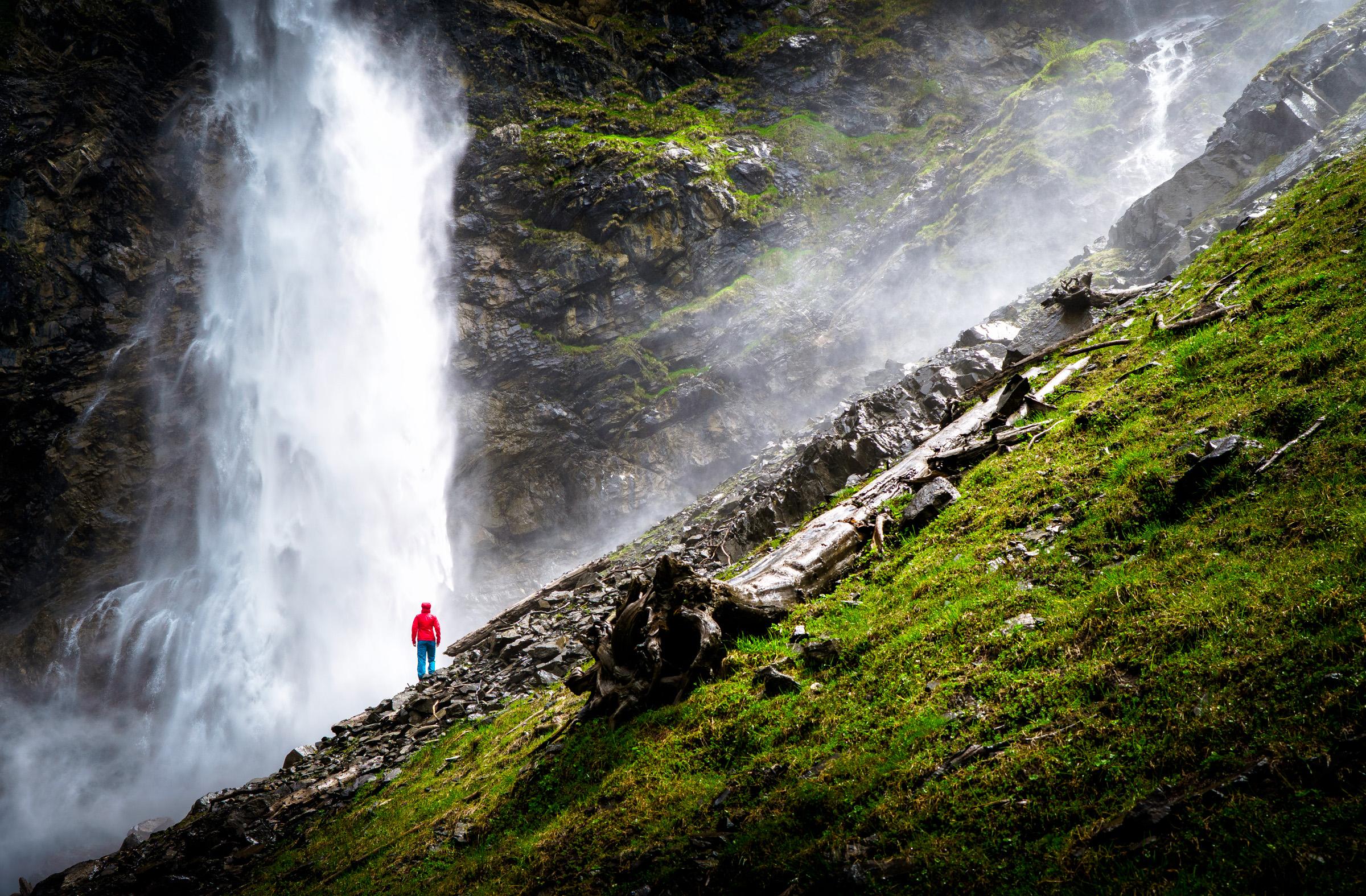 The WOW Waterfall