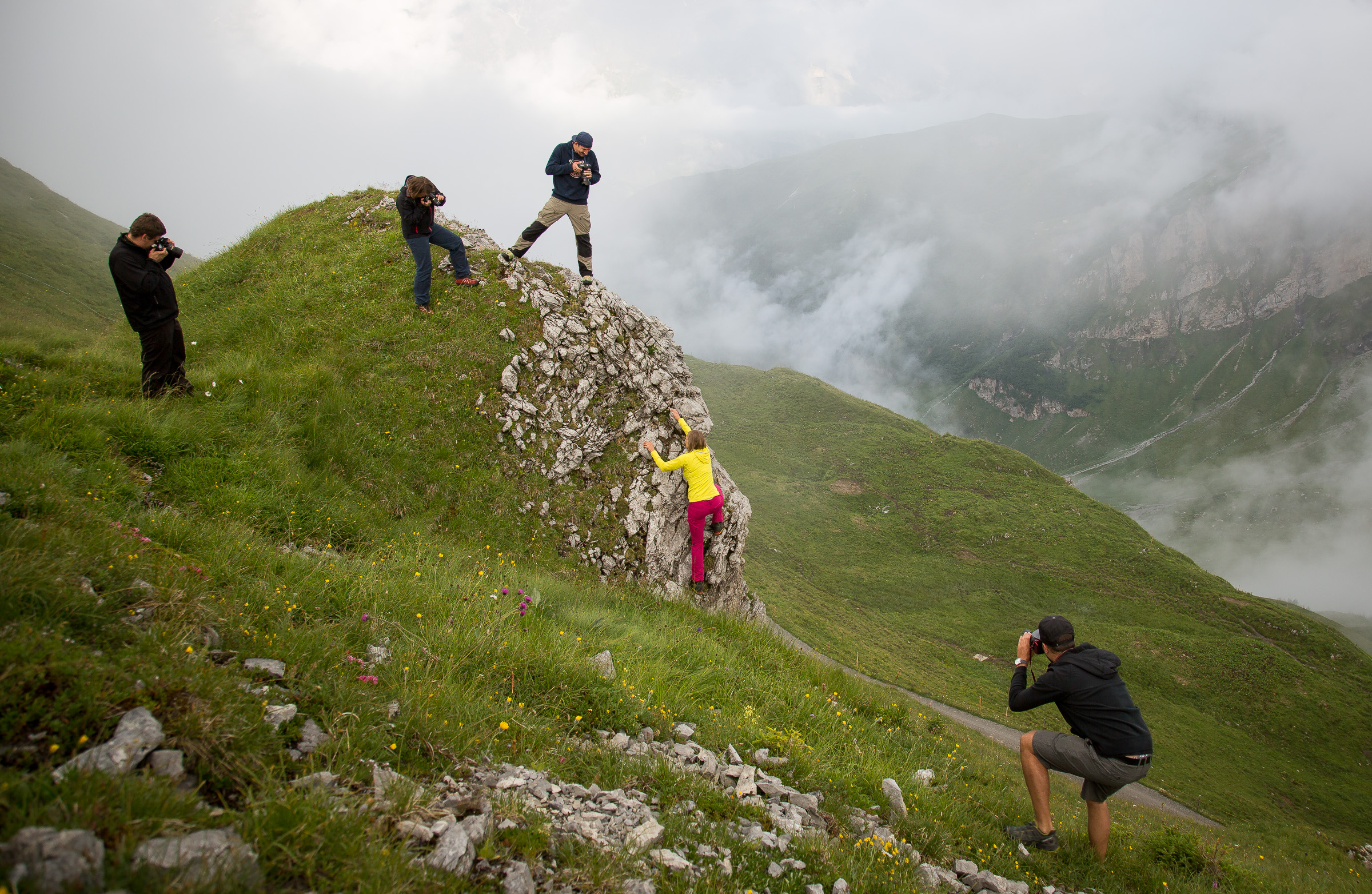 Basic Outdoor Foto Workshop Urnerboden