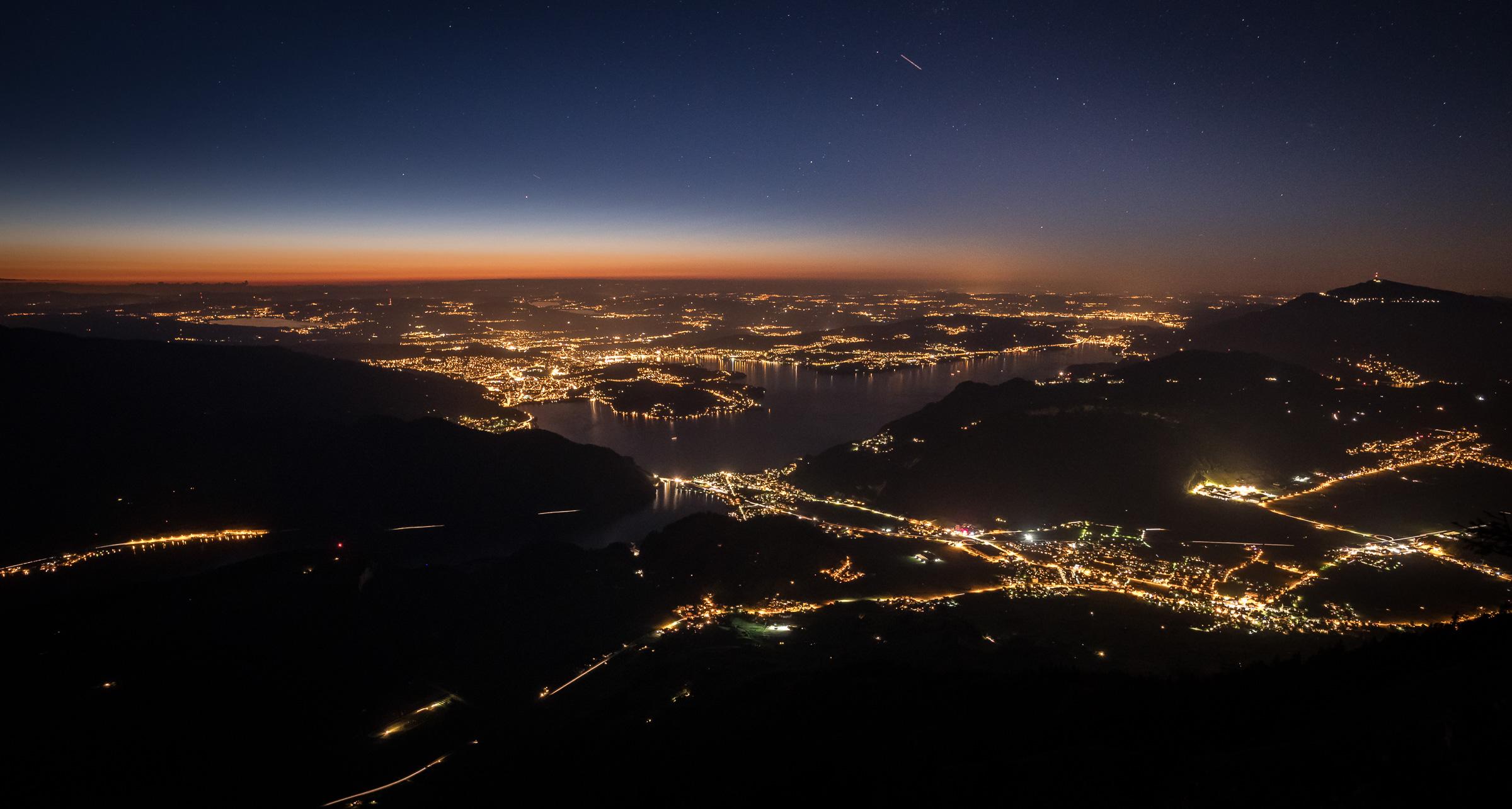 Kurs Nachtfotografie