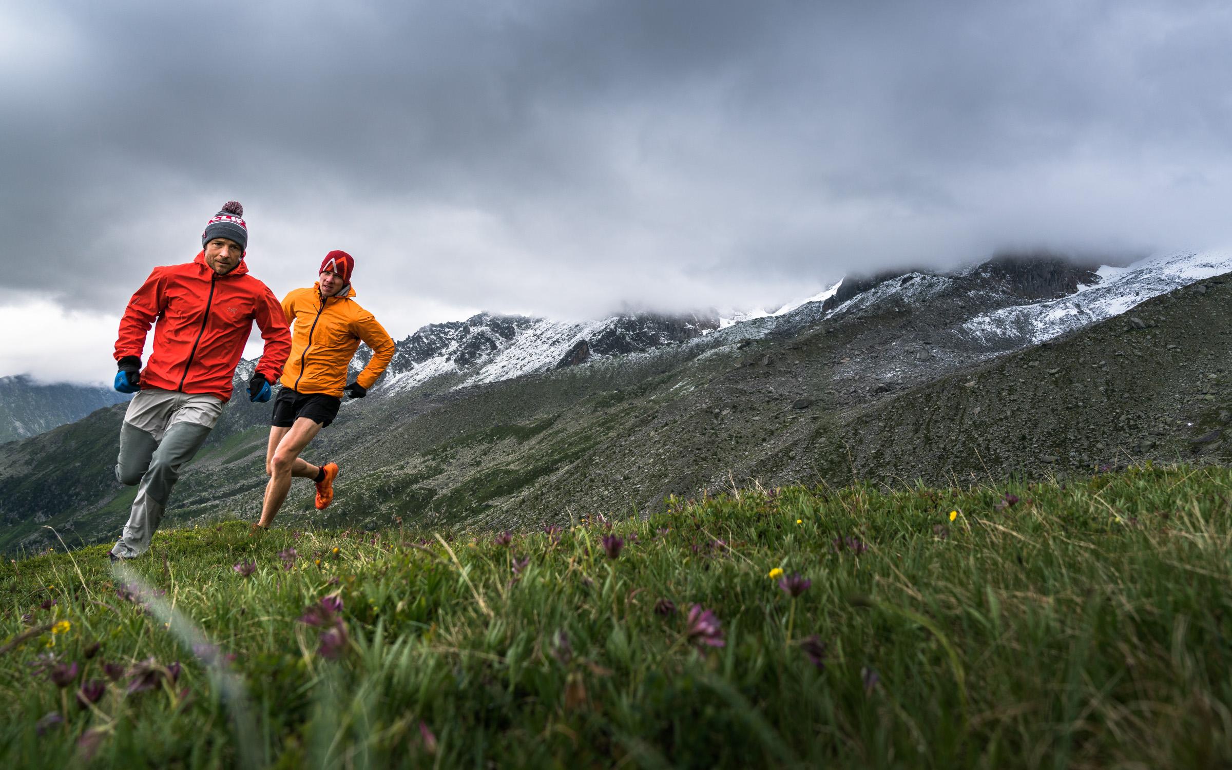 Trail Running - Arcteryx Athlete Adam Campell