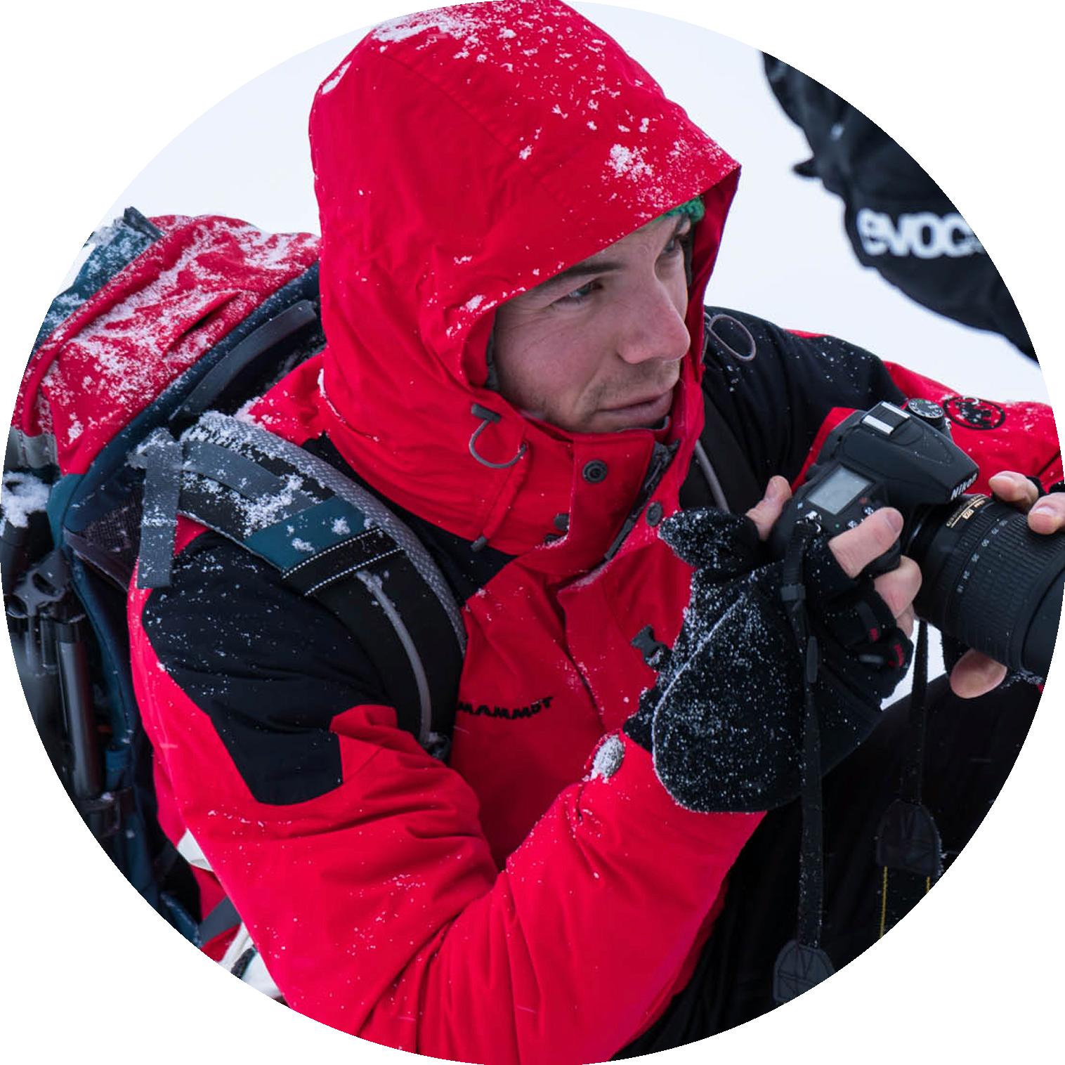 Adventure und Lifestyle Fotokurs Urnerboden - Patrick Roth