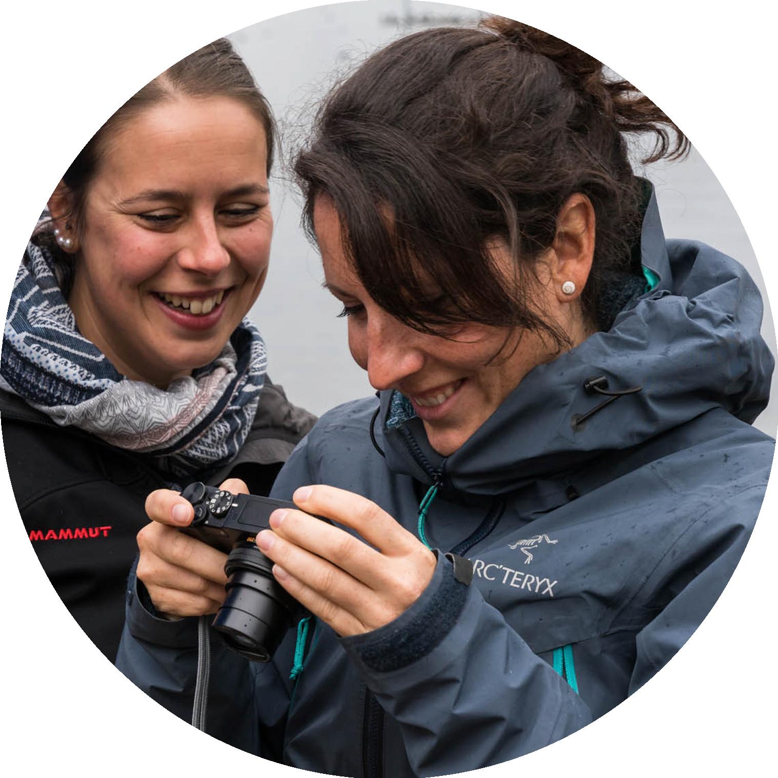 Abenteuer Fotografie - Kundenstimme Jacqueline Schmocker