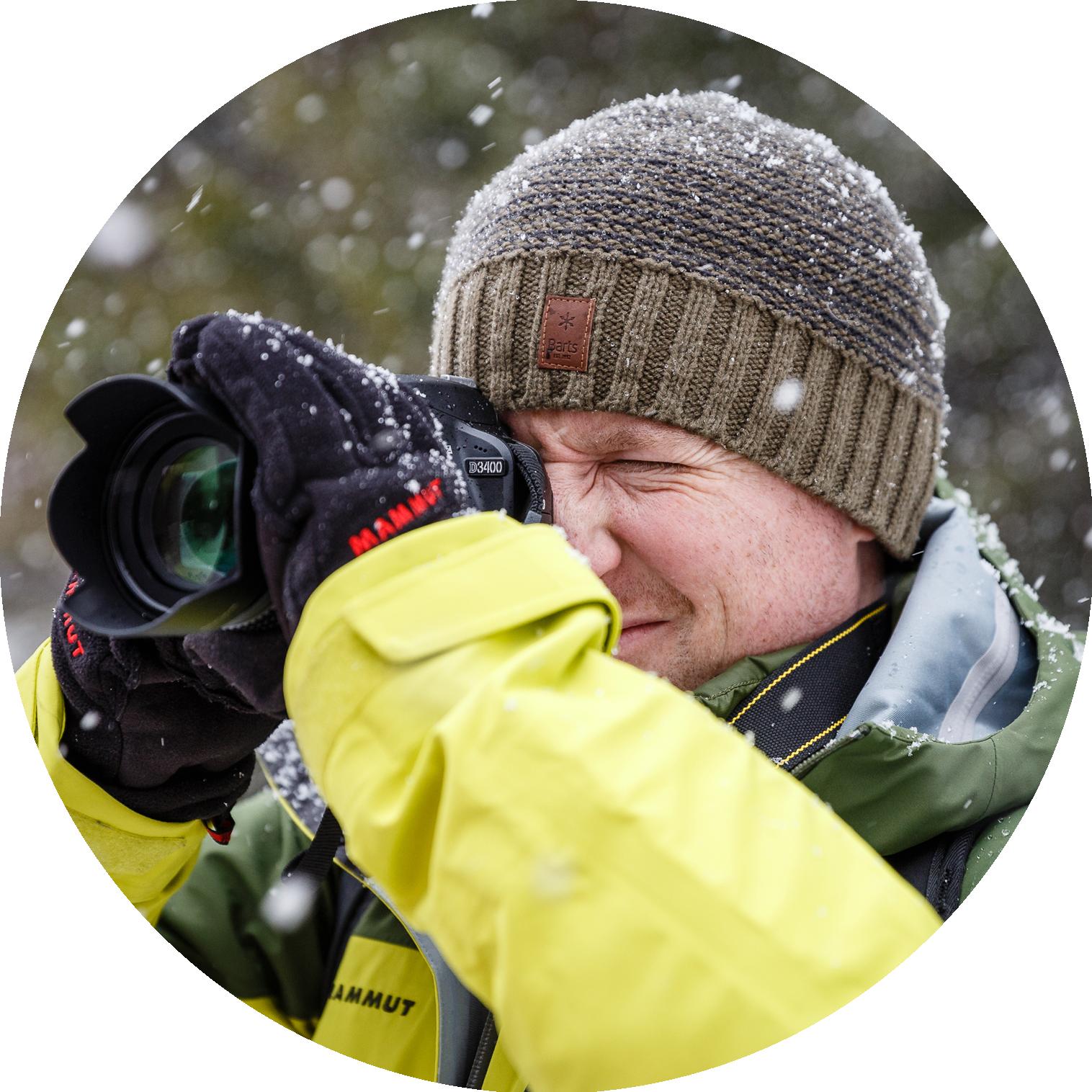 Outdoor Fotokurs - Kundenstimme Oliver Taylor