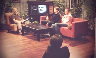 TV INTERVIEW Canada Tour 2010,Access 7, Talk of the town