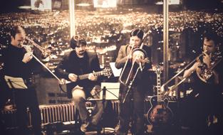 Savassi Jazz Festival 2011,25.07. - 03.08.2011 Belo Horizonte,Minas Gerais,Brazil Featuring:Shawn Grocott, Trb. Manasses Malcher, Trb. Wolf Meyer-Johanning, Trb. & Git. Joao Luis, Git.