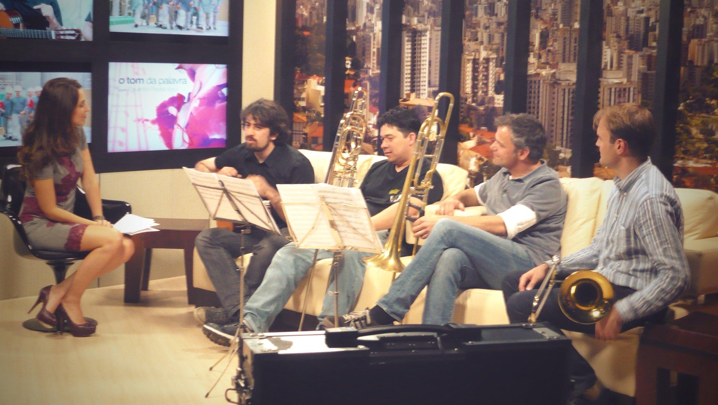 TV Show Brazil 2011