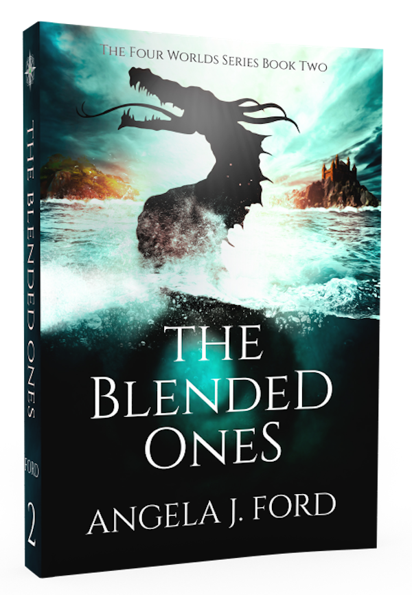 THE BLENDED ONES by Angela J. Ford