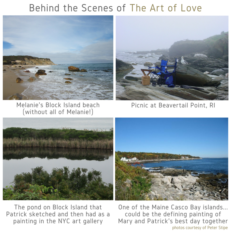 Behind the Scenes of The Art of Love || Author Interview with Peter Stipe www.ellensmithwrites.com