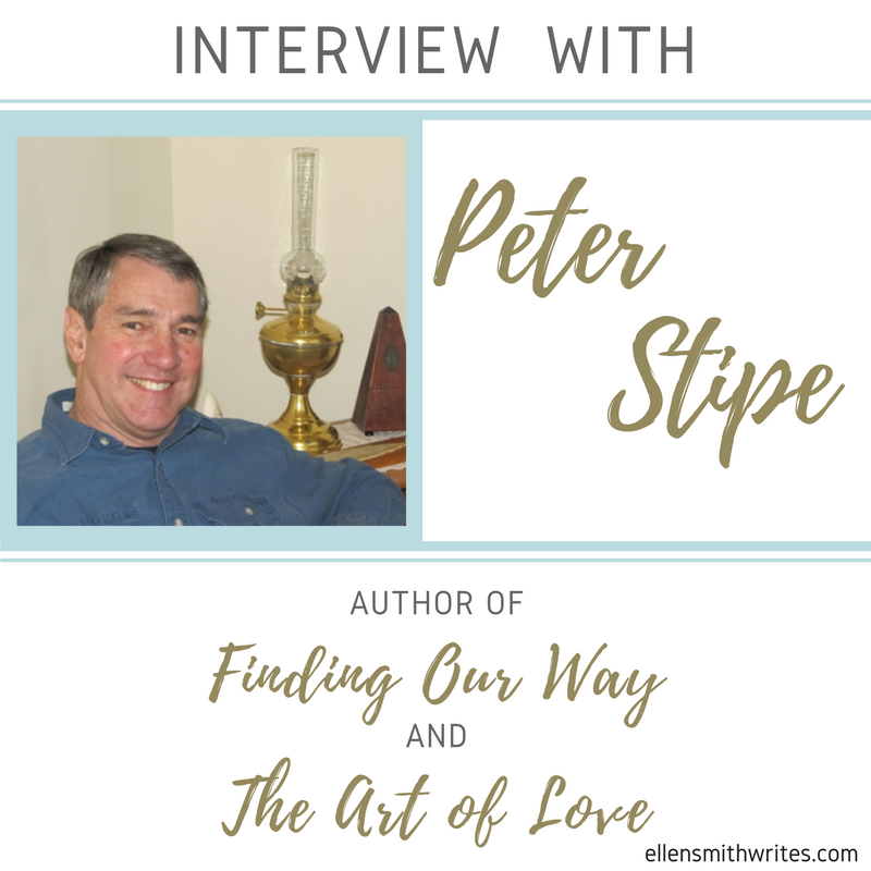 Interview With Peter Stipe || www.ellensmithwrites.com