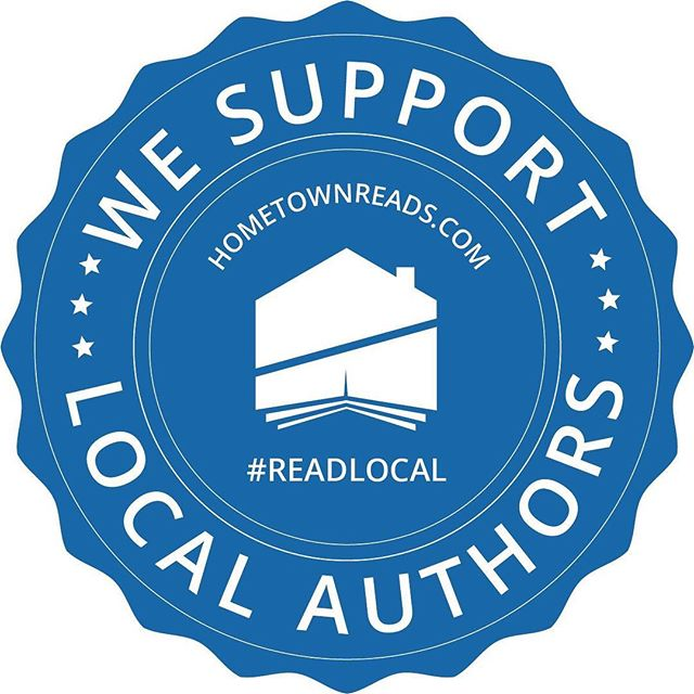 Hey guys! This week I'm taking over the Twitter and Facebook channels for Hometown Authors/ Hometown Reads—and of course, I'll be highlighting my own hometown: Washington, DC! Curious to learn more about the #readlocal movement? Check out their website at www.hometownreads.com!