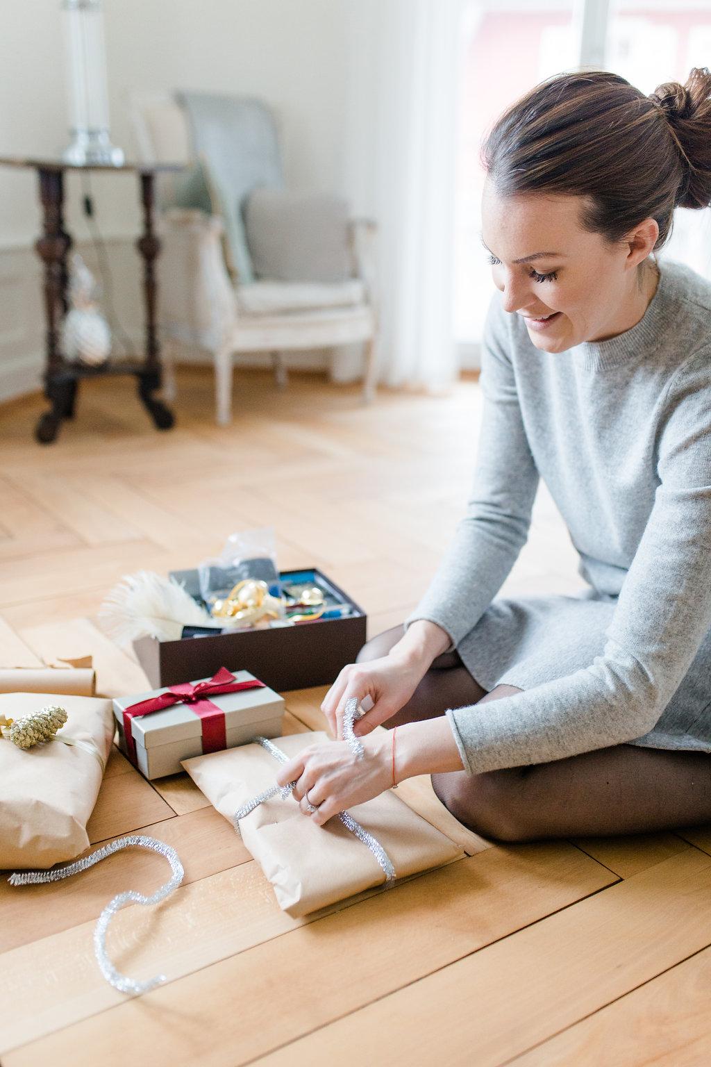 Sofia CM interior and home decoration blog Christmas Zurich
