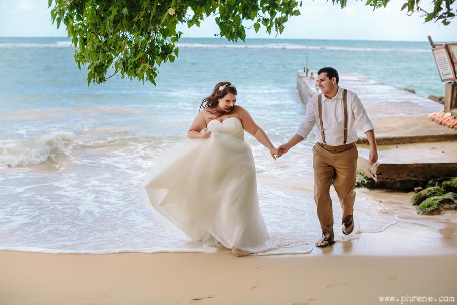 Destination Wedding in Jamaica