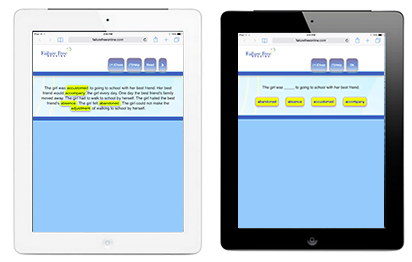 FFR Home Edition is an online  reading program that you can access on the go from all your smart devices.    Why have your child loose brain power on a random game or app when you can accelerate their overall reading abilities with FFR Home Edition!