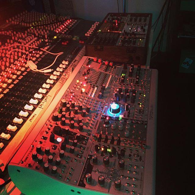 New Tip Top Audio case ! #modular #tiptopaudio #techno #lacroixstudios