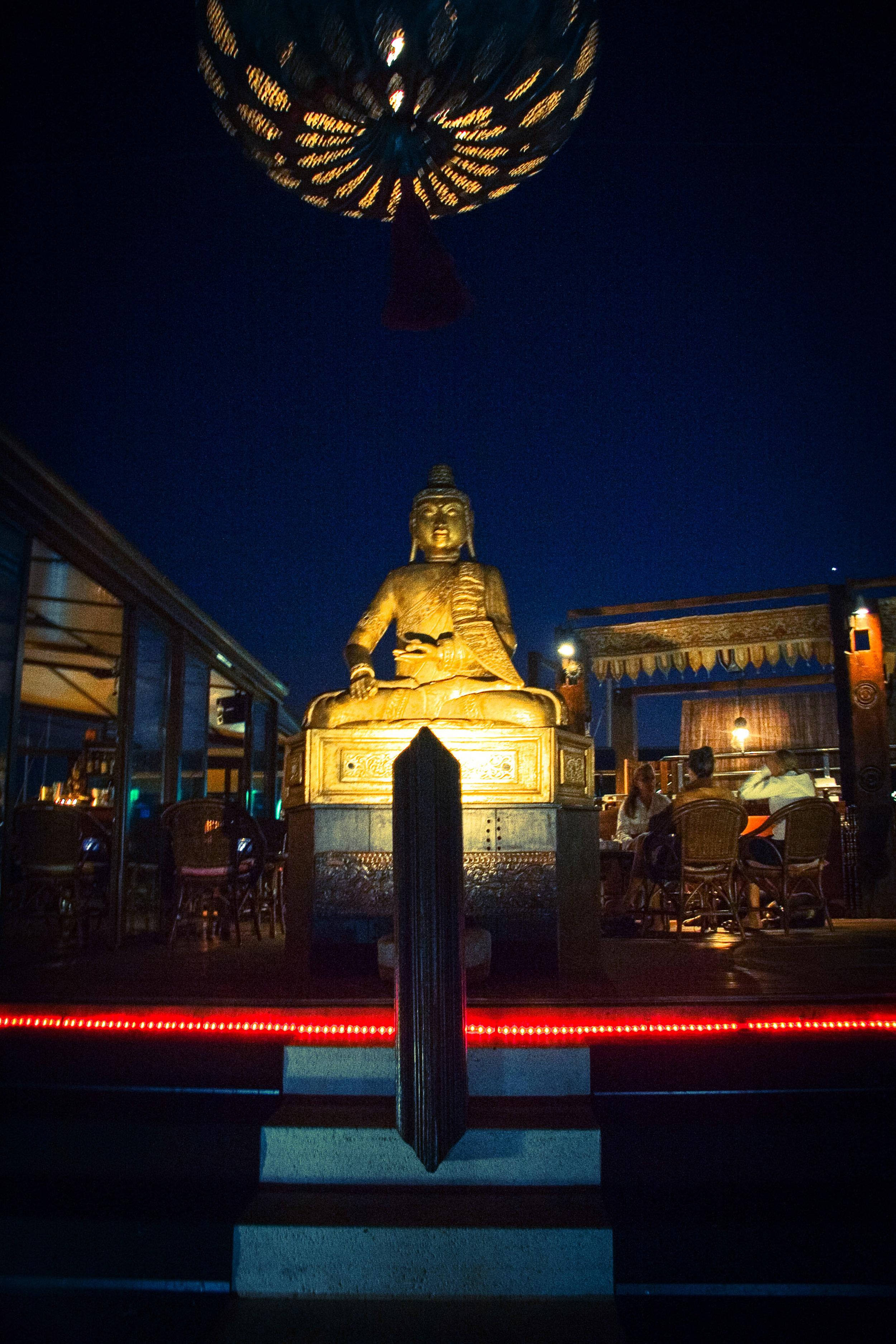 Buddha bar, Denia