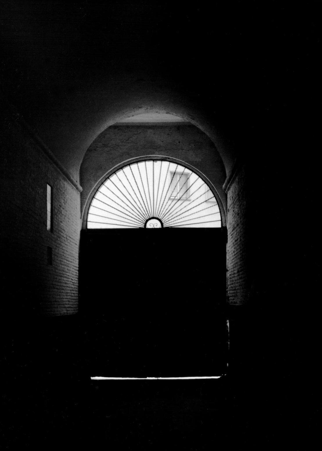 Doorway, Plaza de Toros. Sevilla