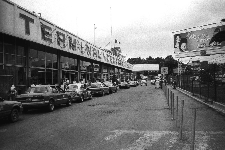 Mexico D.F.  Terminal Sur