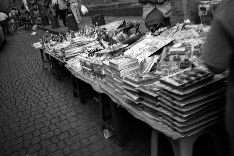 Mexico D.F.   Street Vendors.