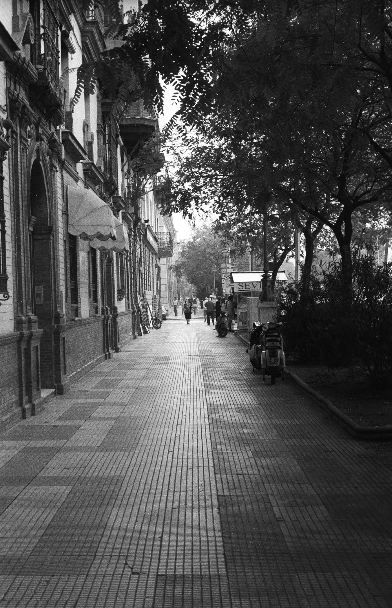 Street photography, Sevilla, Spain.