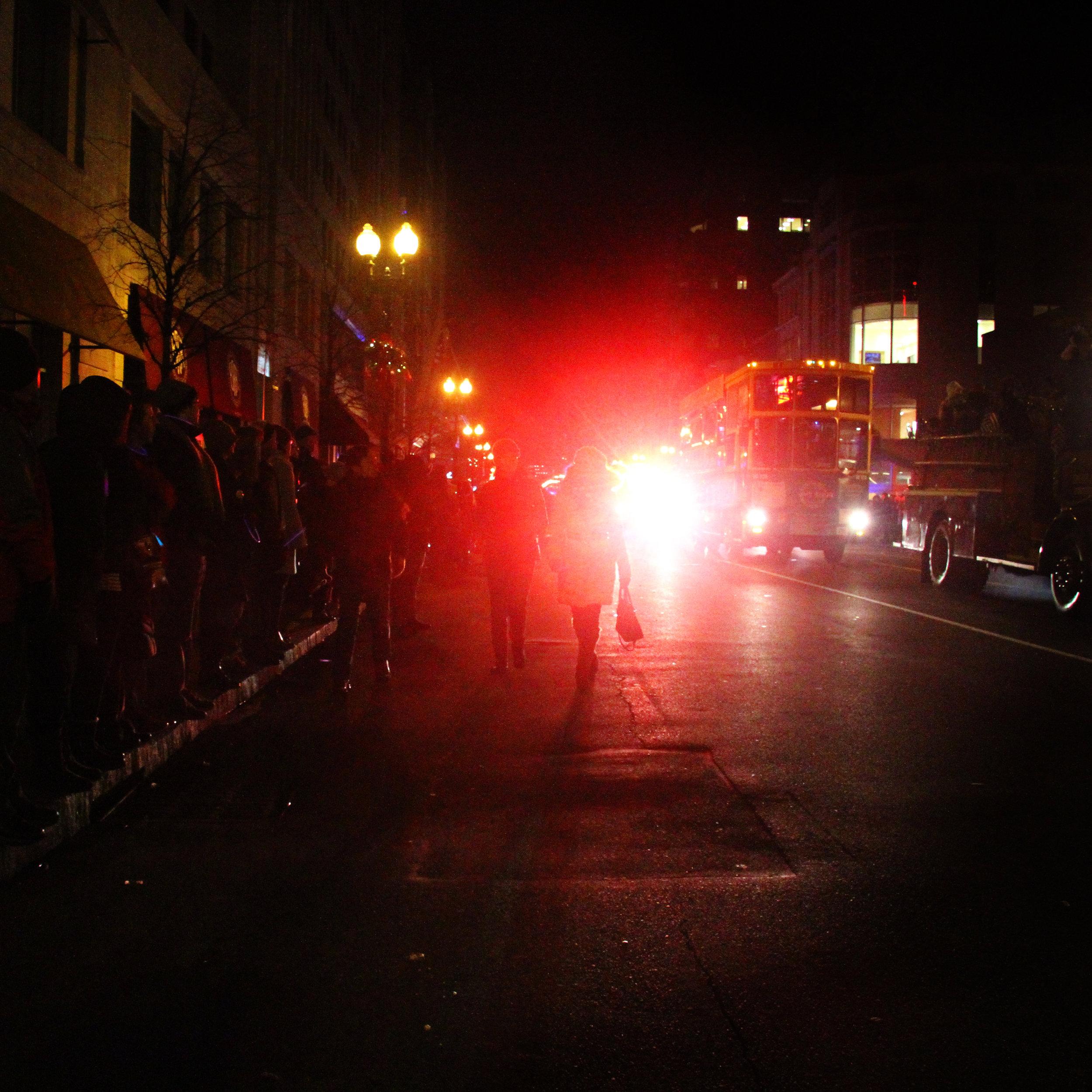 Boylston Street, December 31