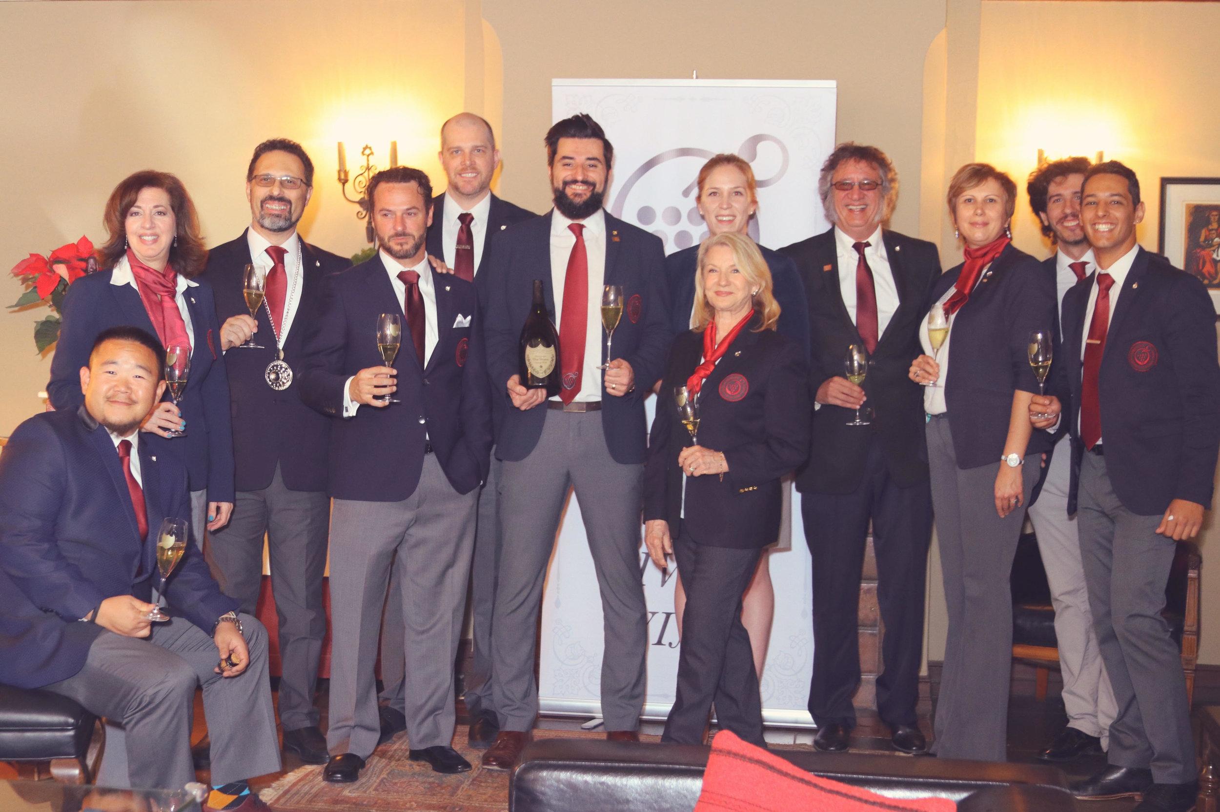 The NASA Executive Council and Silver-Pin graduates of 2017 ! (photo by Simona Maffei)